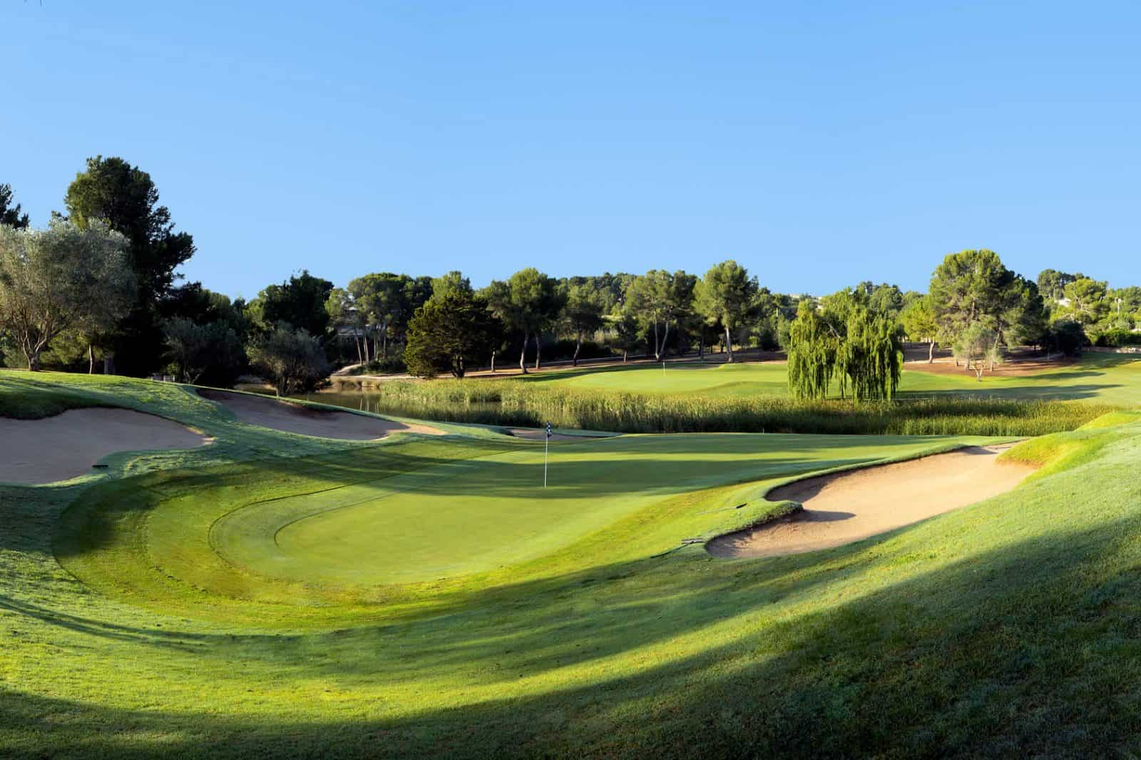 Calendario - Club de Golf El Bosque